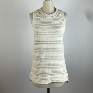 Anthropologie Dolan Knitted Sleeveless Top